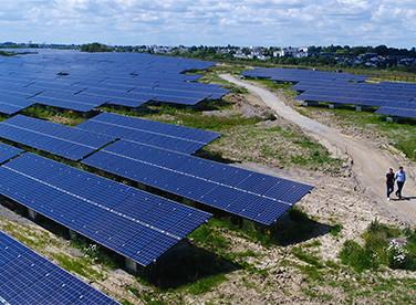 Solarpark Tougas