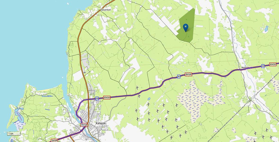 VSB Gruppe - Juurakko Finnland