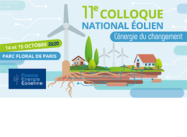 Colloque National Eolien 2020 CNE2020 FEE